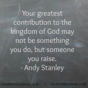 Are you contributing daily?