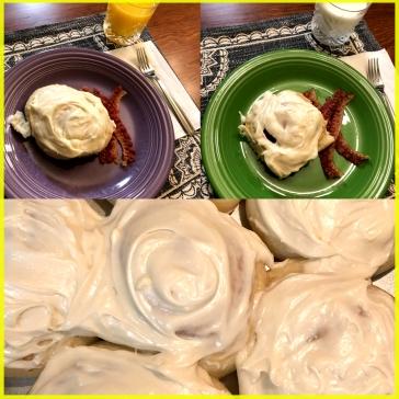 Dreamy Creamy Cinnamon Rolls
